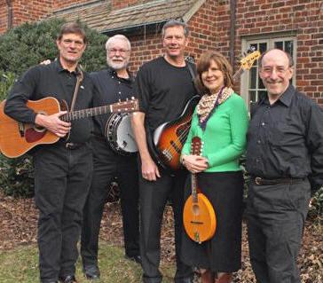 Oak Lane acoustic music band